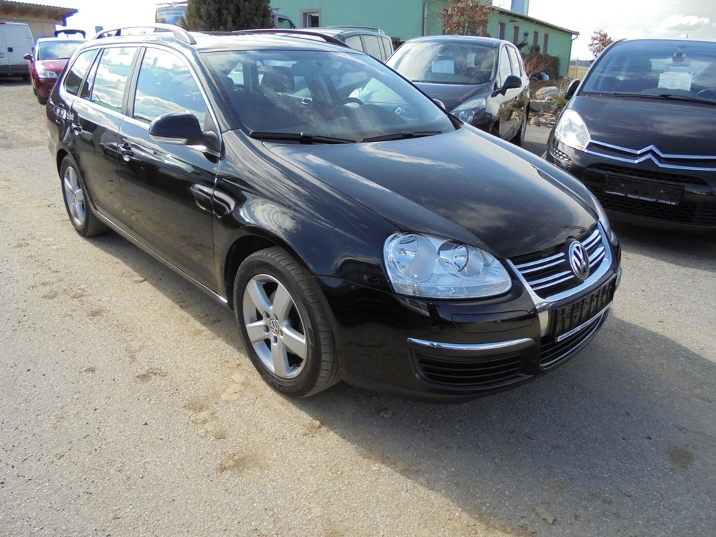 VW Golf 1,9 TDi